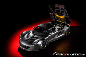 Because Hypercar: The Hennessey Venom GT